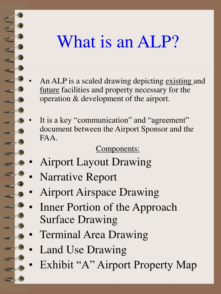 What is an alp