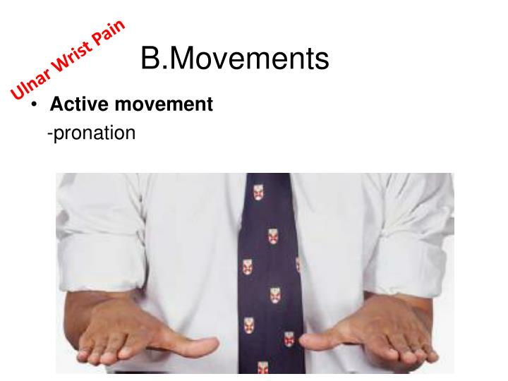 B.Movements
