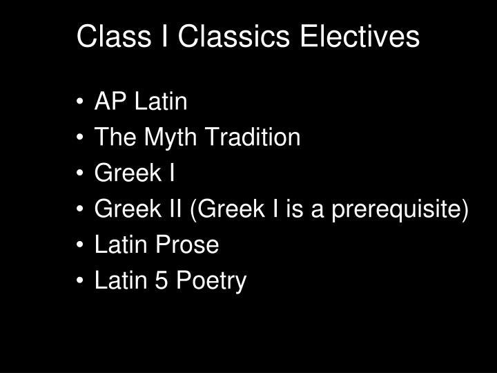 AP Latin