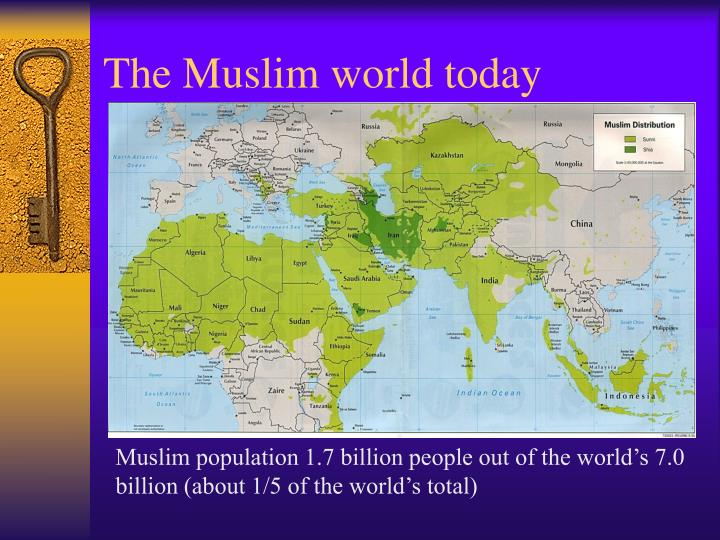 The Muslim world today