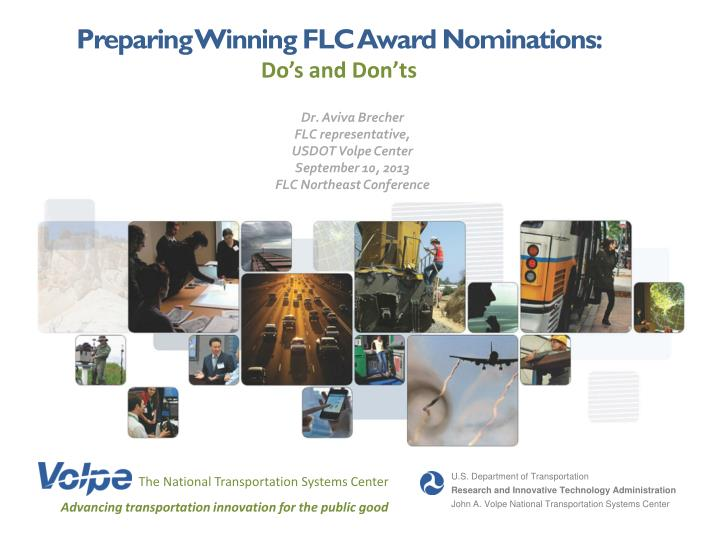 Preparing Winning FLC Award Nominations: