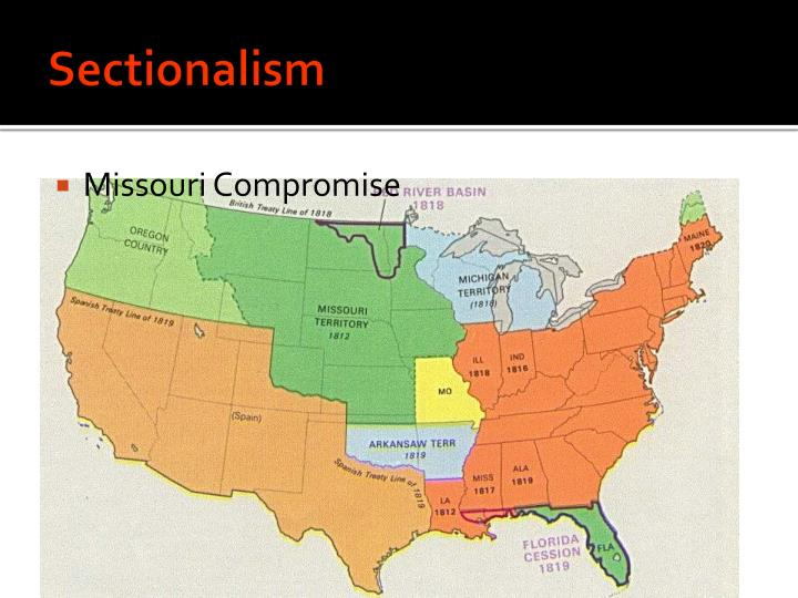 sectionalism american history This site is where students can find all of the information that they could possibly need pertaining to ms wolter's ms us history, us history, government, ap us.