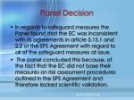 panel decision2