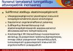 nunanut tamalaanut tunngatillugu attaveqaatinik inerisaaneq1