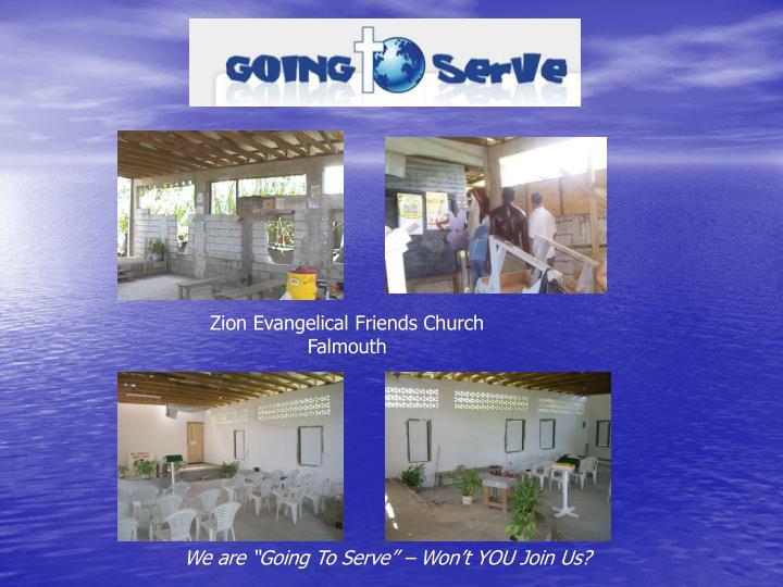 Zion Evangelical Friends Church