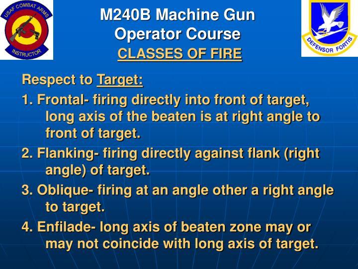 M240B Machine Gun