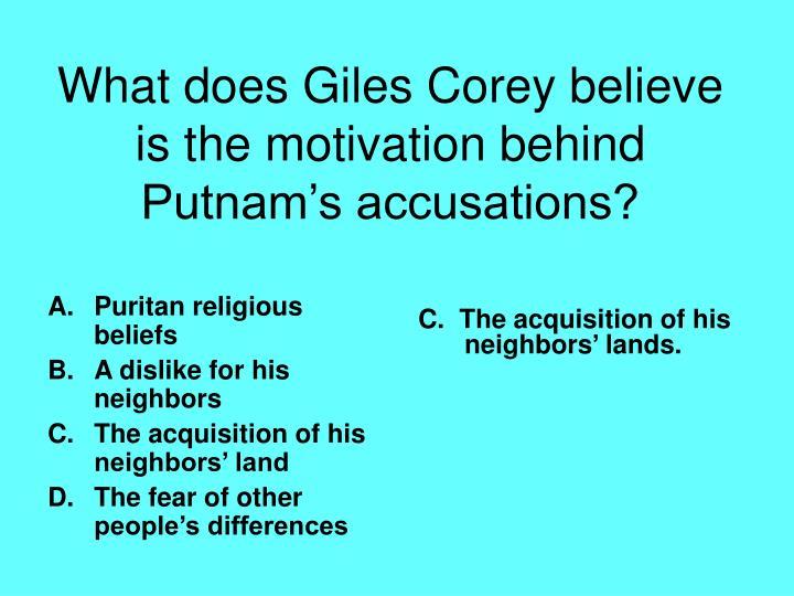 Puritan religious beliefs