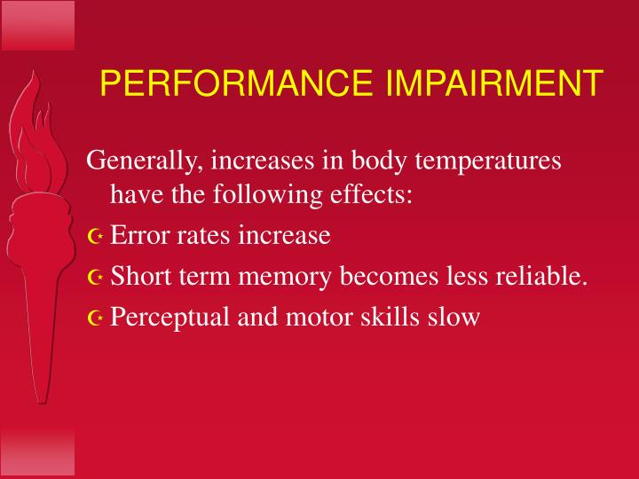 Ppt Heat Injury Prevention Hot Weather Review Powerpoint