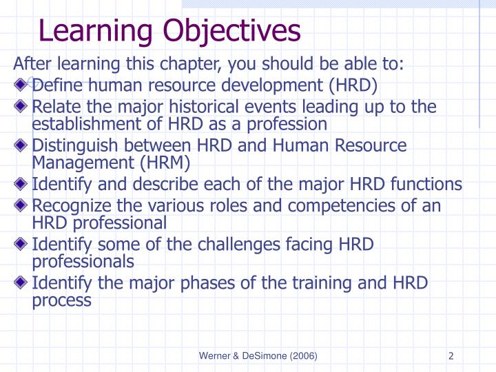 definitions of hrd Definition of human resources - the personnel of a business or organization, regarded as a significant asset in terms of skills and abilities.