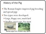 history of the pig3