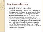 key success factors3