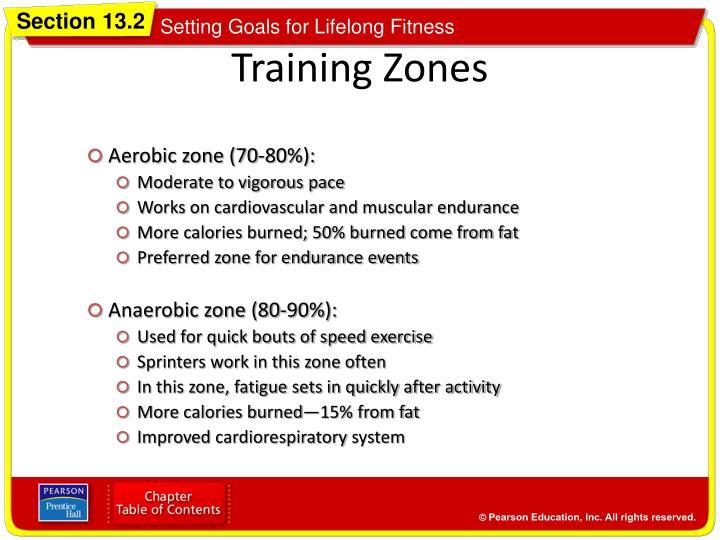 Training Zones