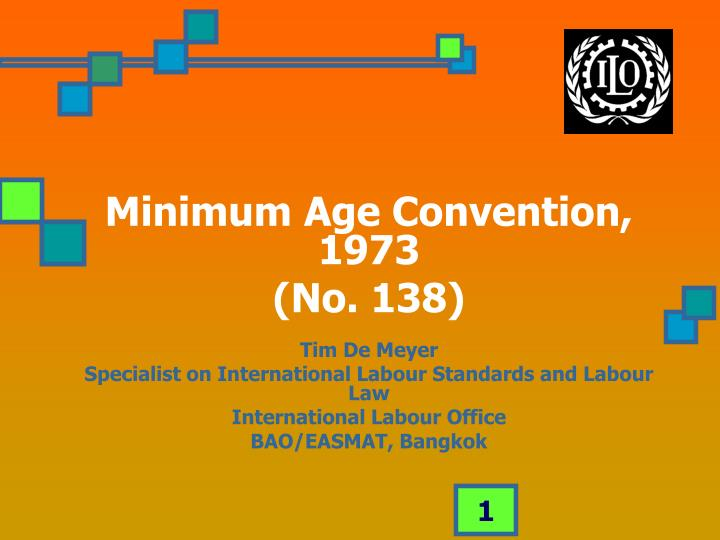 Minimum Age Convention, 1973