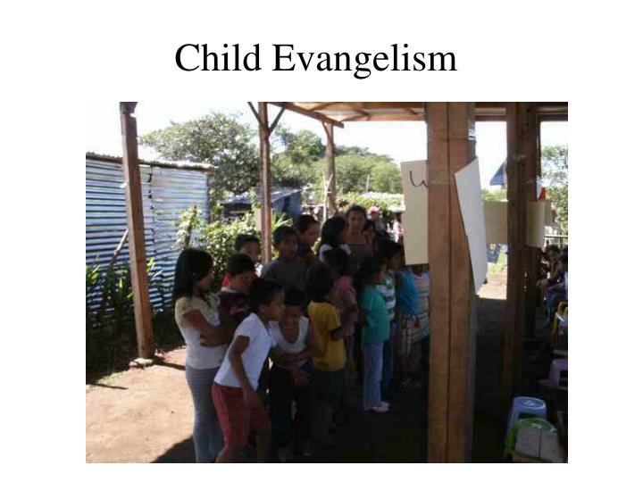 Child Evangelism