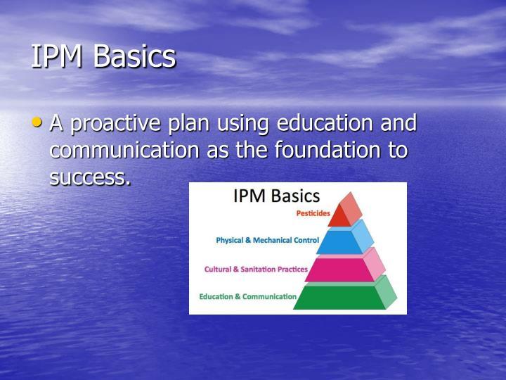 IPM Basics