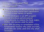 what is integrated pest management1