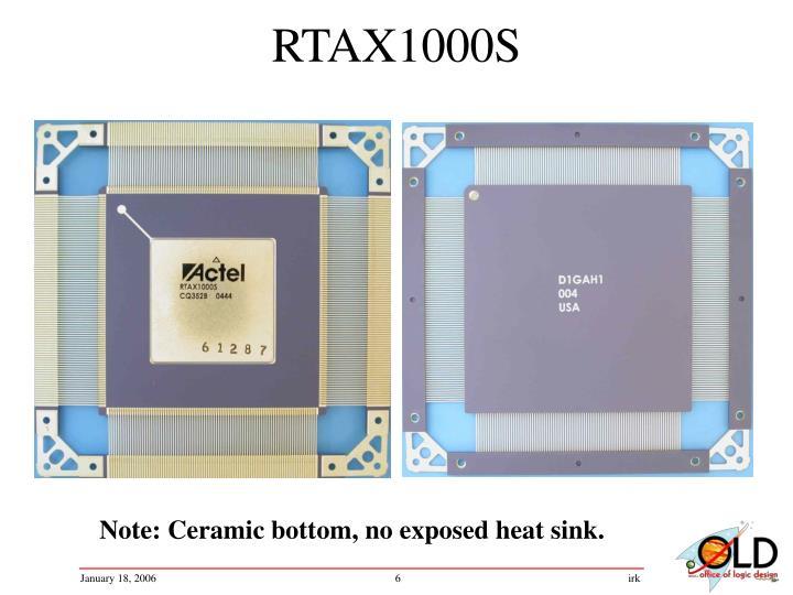 RTAX1000S