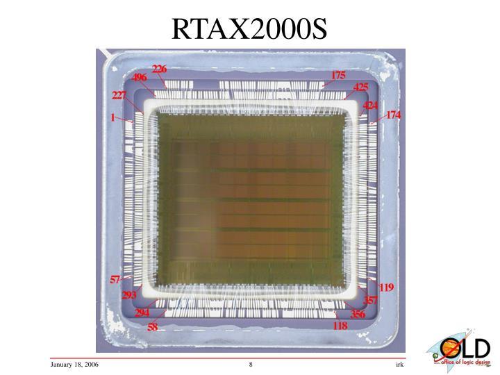 RTAX2000S