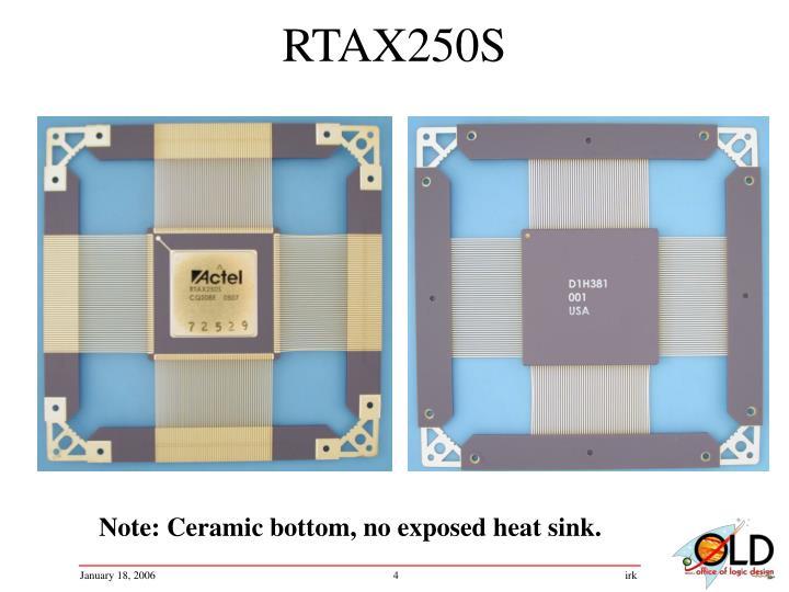 RTAX250S