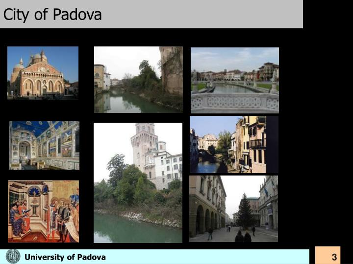 City of Padova