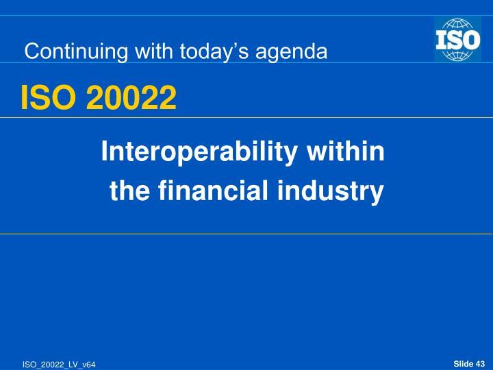Interoperability within
