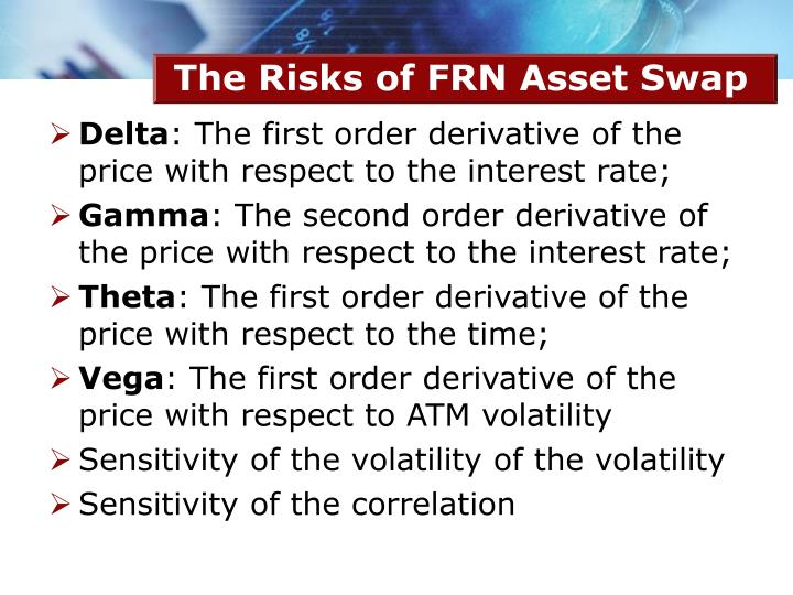 The Risks of FRN Asset Swap