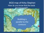 bgs map of kirby stephen1