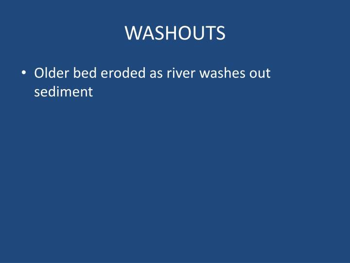 WASHOUTS