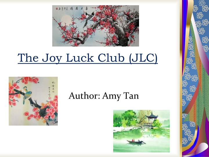 belonging essay joy luck club