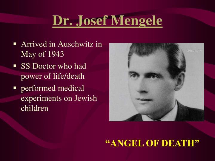 Dr. Josef