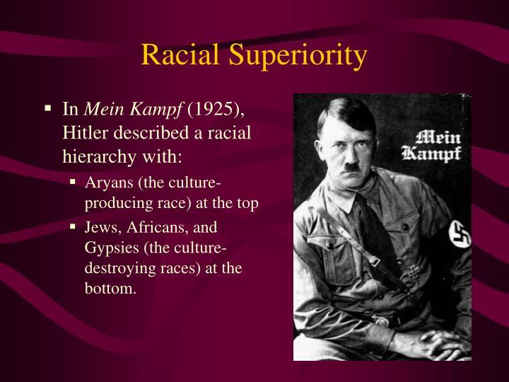 Racial Superiority