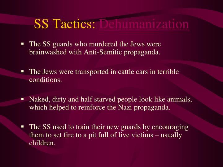 SS Tactics: