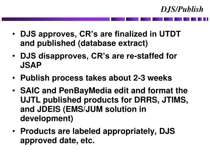 DJS/Publish