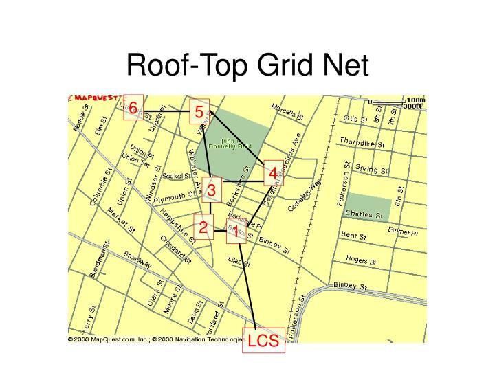 Roof-Top Grid Net