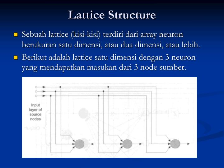 Lattice Structure