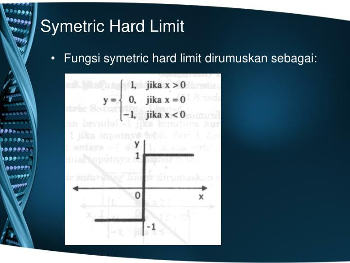 Symetric Hard Limit
