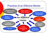 practices of an effective mentor