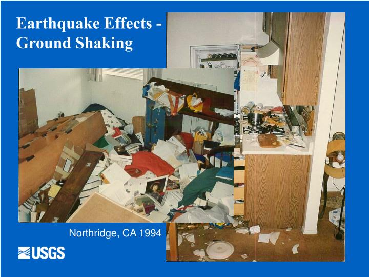 Earthquake Effects -