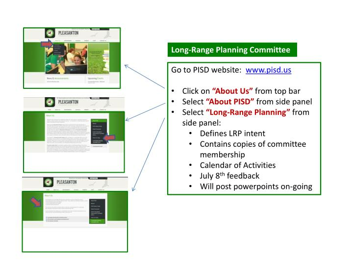 Long-Range Planning Committee