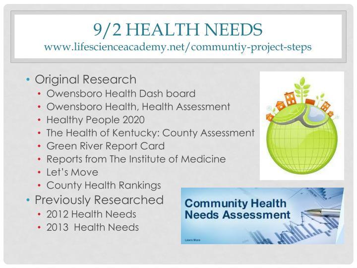 9/2 Health