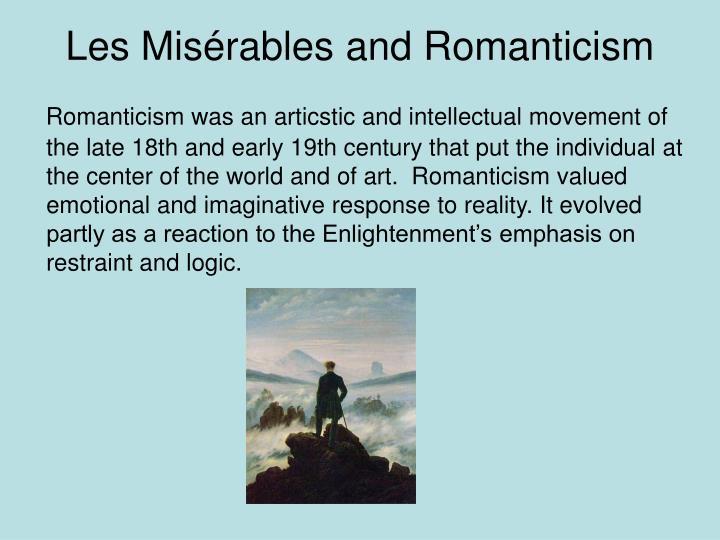 Les Misérables and Romanticism