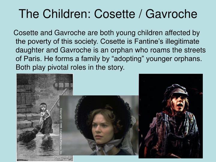 The Children: Cosette / Gavroche