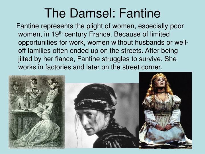 The Damsel: Fantine