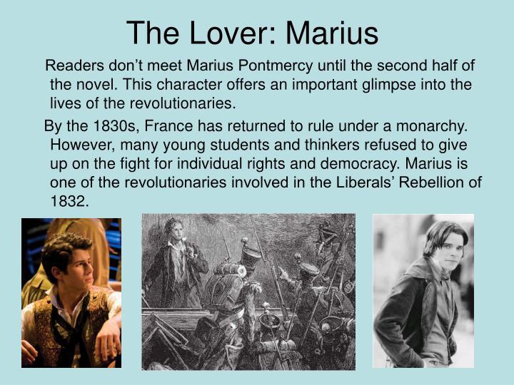 The Lover: Marius