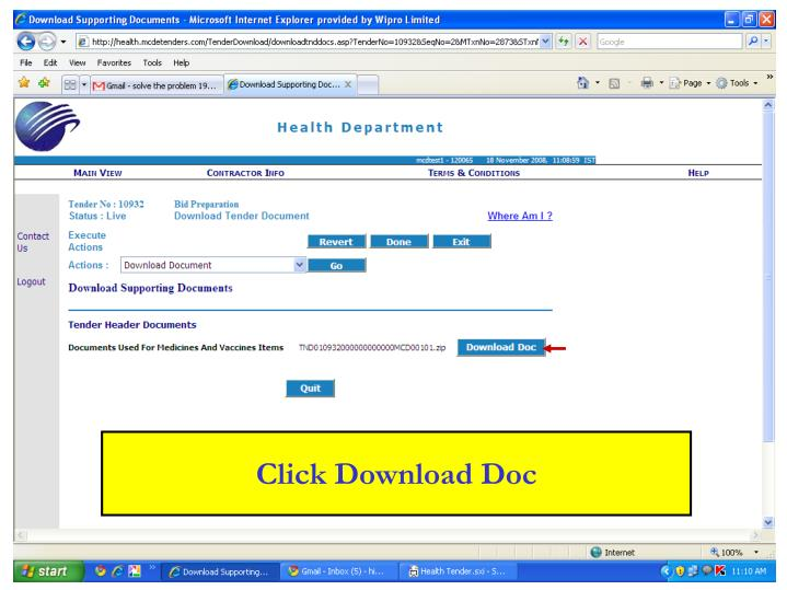 Click Download Doc