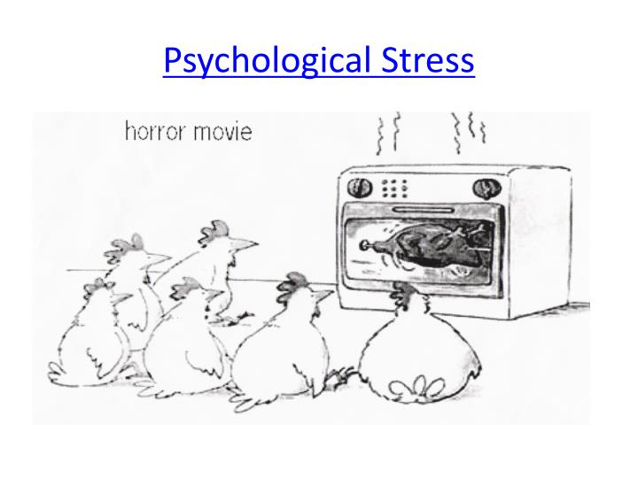 Psychological Stress