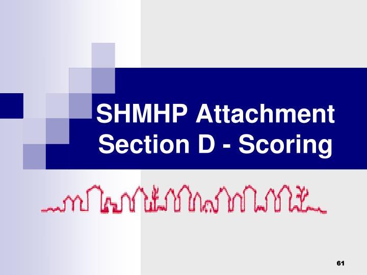 SHMHP Attachment