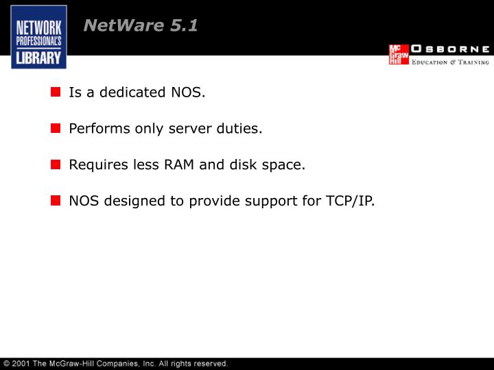 NetWare 5.1