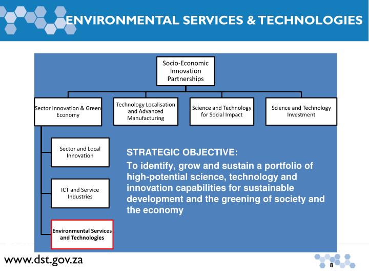 Environmental Services & Technologies