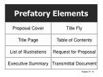 prefatory elements